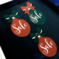 Holiday Decal