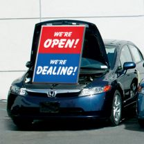 Individual Under Hood Signs *Special Order*