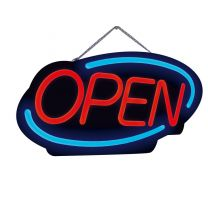 Business Open Sign (Electronic)