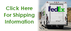 Shipping with FedEx Ground